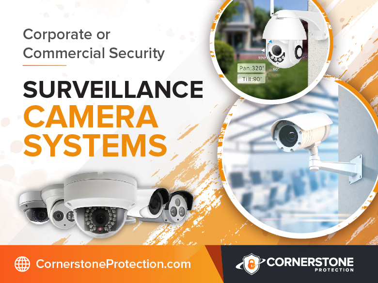 best placement for security cameras installation cornerstone protection