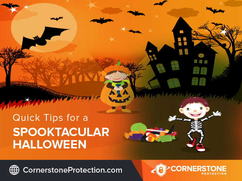 spooktacular halloween cornerstone protection