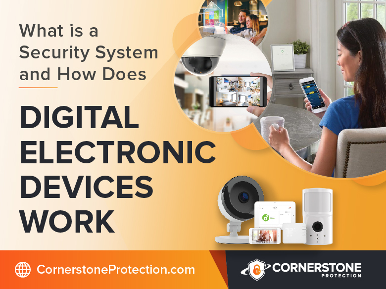 digital electronic devices security risks cornerstone protection