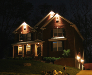 Light Up Your Home Exterior Cornerstone Protection