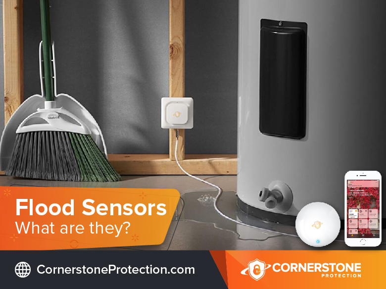 flood sensors what are they cornerstone protection