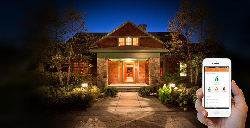 convenience smart home solutions cornerstone protection