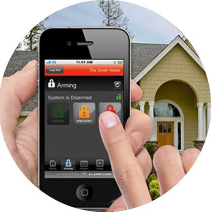 always check the locks from your smartphone cornerstone protection