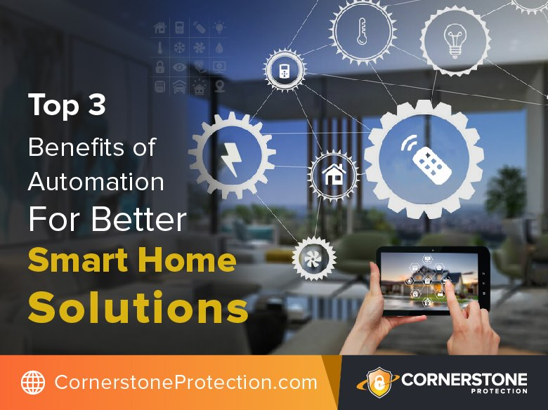 smart home solutions cornerstone protection