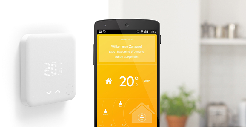 geolocation services of thermostat in winter cornerstone protection