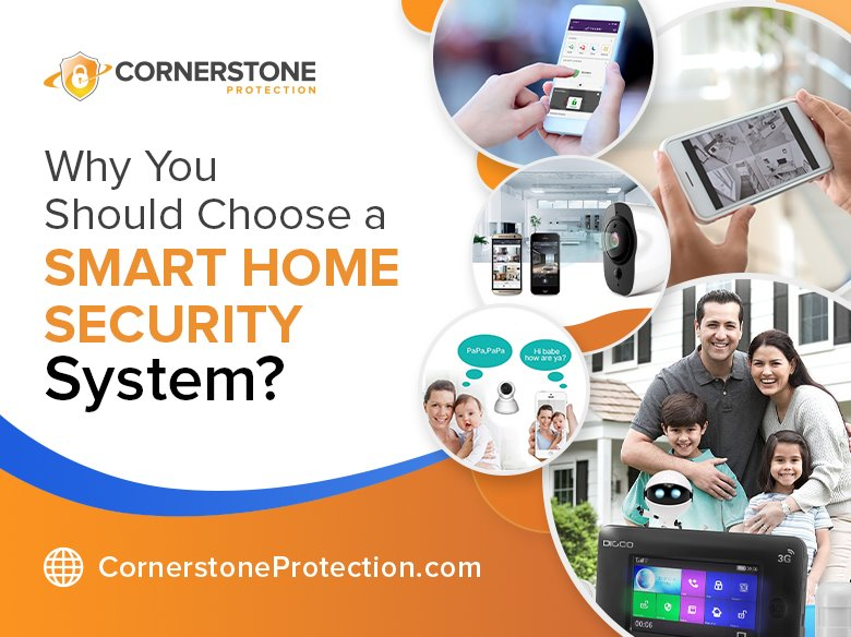 installing smart home automation benefits cornerstone protection