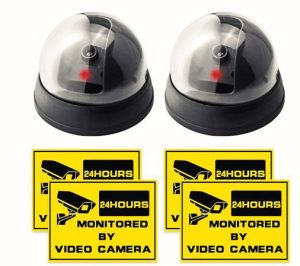 benefits of fake security cameras cornerstone protection