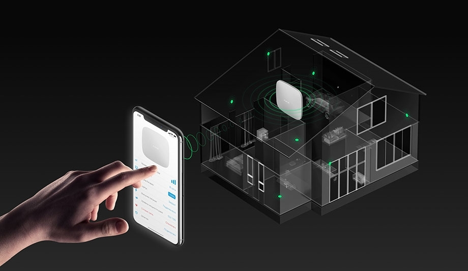 wireless systems are easier to expand cornerstone protection