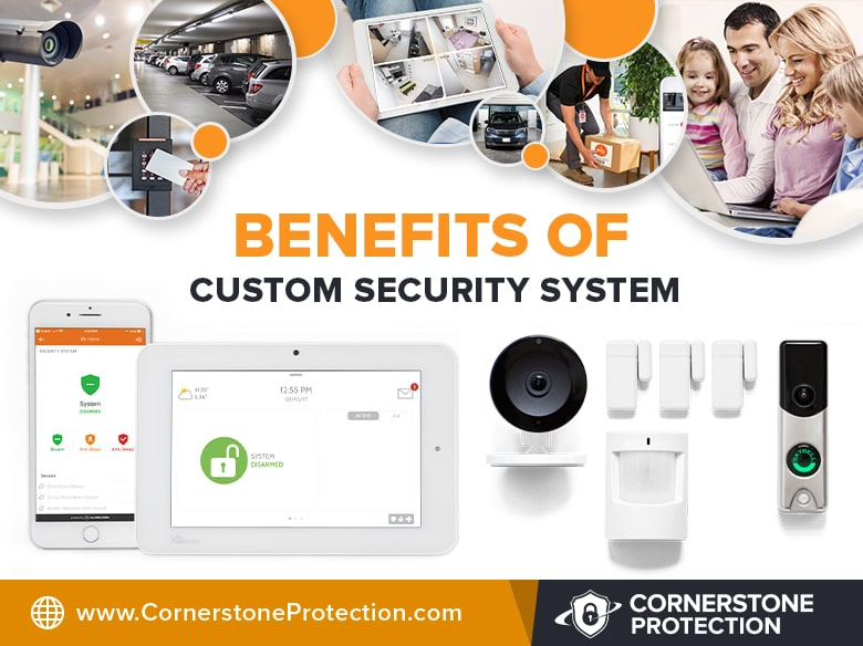 benefits of a custom alarms system cornerstone protection