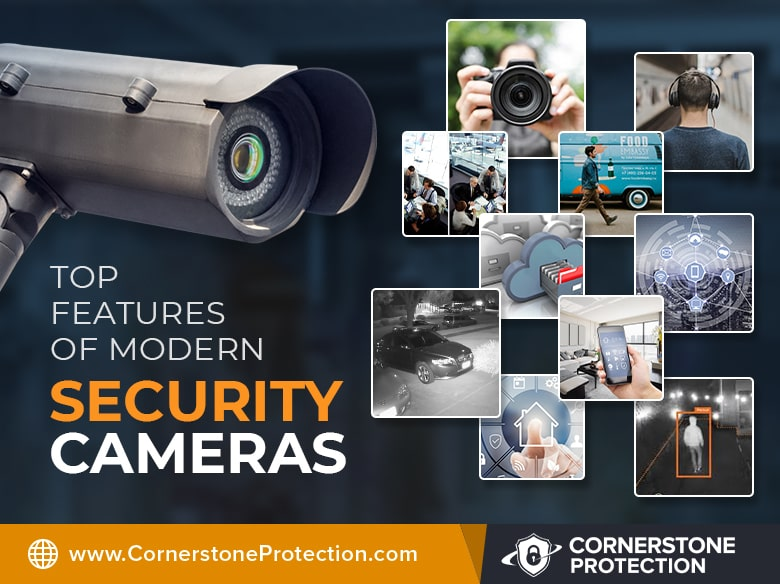 wireless camera systems for home security cornerstone protection