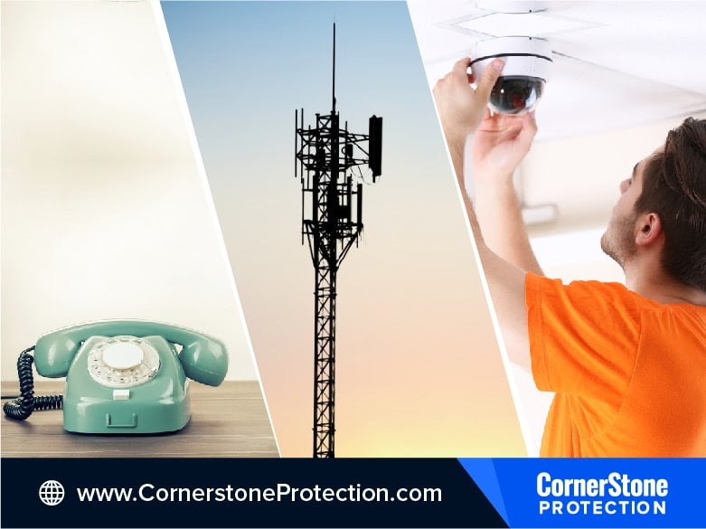 alarm system communication cornerstone protection