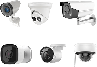 security cameras systems cornerstone protection