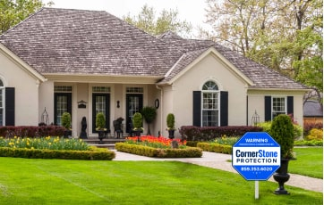 home security systems cornerstone protection