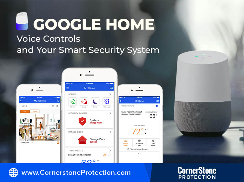 kentucky google home voice assistant cornerstone protection